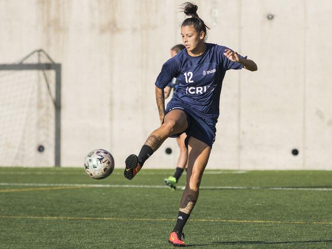 Luana Splindler: 'Me siento preparada y con ganas de ayudar al equipo'