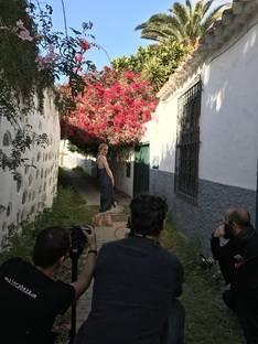 Telde, escenario de una campaña publicitaria con Marta Hazas