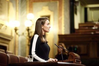 Melisa Rodríguez reclama al Gobierno que apueste por las energías renovables