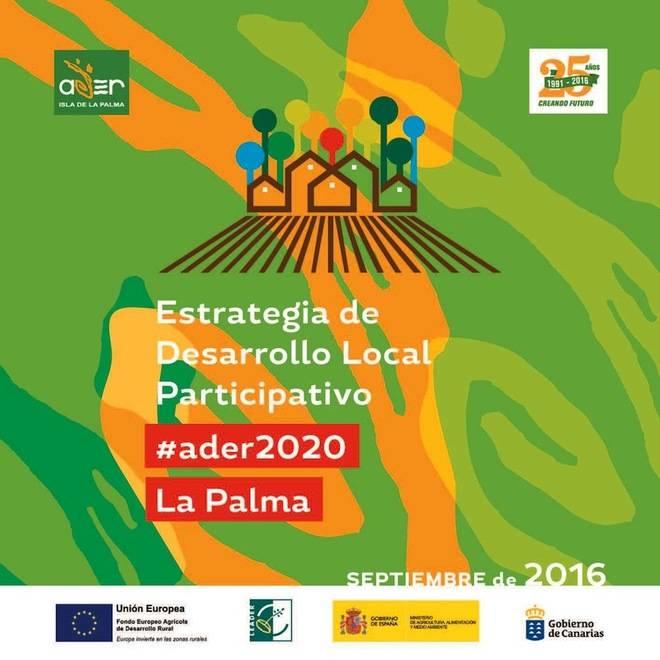 ADER presenta el programa europeo de desarrollo rural Estrategia #ader2020 La Palma