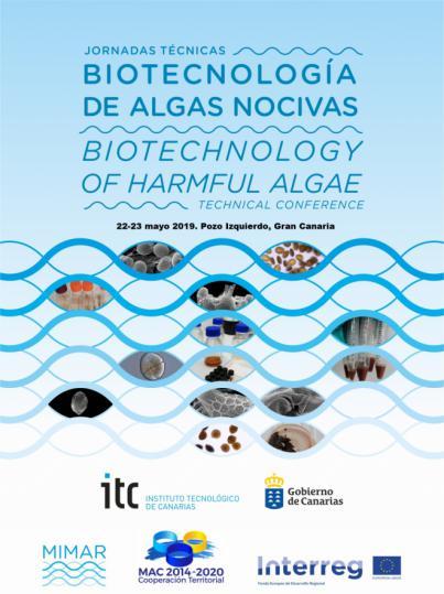 Expertos internacionales en algas nocivas en las jornadas organizadas por el ITC