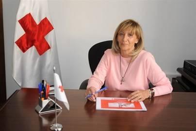 María Teresa Pociello nueva presidenta de Cruz Roja