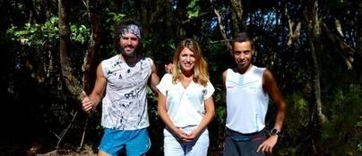 La Gomera, escenario de grabación del programa Maraton Man de Movistar+