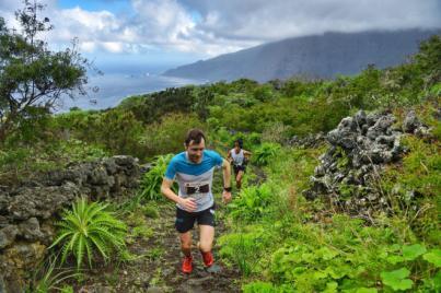 Maratón del Meridiano Naviera Armas atraviesa fronteras