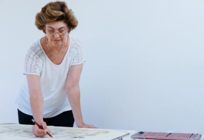 La Real Academia de Bellas Artes ofrece el curso Iniciación al dibujo e ilustración botánica con Marta Chirino