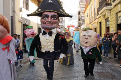 Santa Cruz de La Palma inicia las celebraciones con motivo del 525 aniversario de su fundación