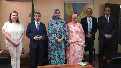 Tenerife presenta en Mauritania el proyecto Diomedea