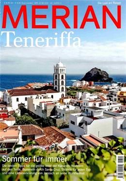 La revista alemana de viajes 'Merian' dedica un especial de 140 páginas a Tenerife