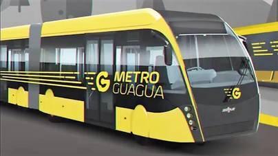 La MetroGuagua tiene el apoyo unánime de los grupos del Cabildo