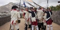 Puerto de la Cruz rinde homenaje a los hijos que dieron su vida en defensa de la isla