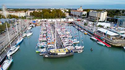 Las Palmas de Gran Canaria protagonista en la salida de la 'Mini Transat' en La Rochelle