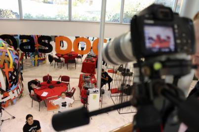 MiradasDoc convoca a estudiantes de Imagen y Sonido para formarse como futuros documentalistas