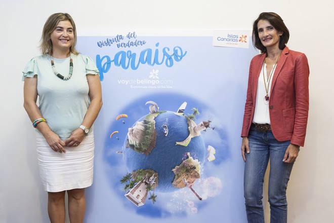 La nueva campaña de 'Voy de Belingo' promueve el turismo