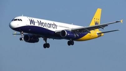 Monarch Airlines cesa sus operaciones
