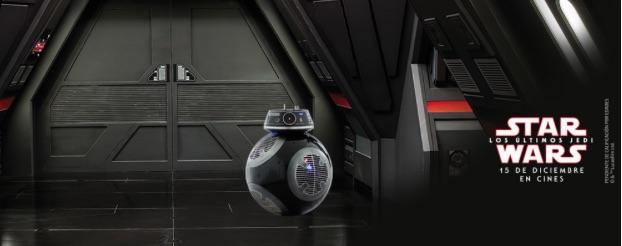 Movistar aterriza con Star Wars y premia a sus clientes