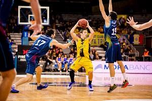 Sufrida y trabajada victoria en Andorra
