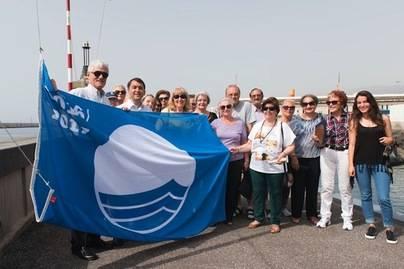 El RCNT obtiene la bandera azul por cuarto año consecutivo