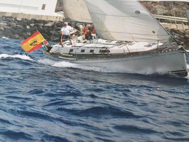 """El """"Matador"""" estará en la regata Oceánica América, a la estela de Colón"""