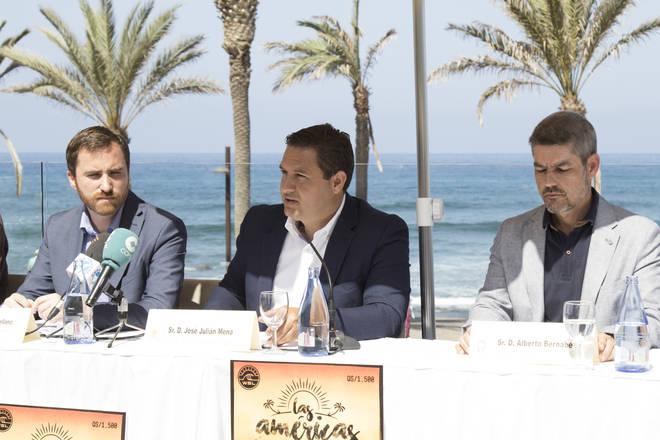 """Canarias regresa al circuito mundial de surf con la prueba """"Las Américas Pro"""""""