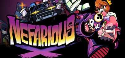 Nefarious: Esta vez tú eres el villano.