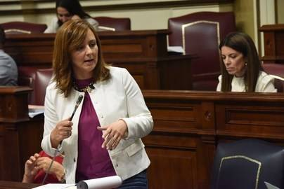 Barreto asegura que el 70% de los vertidos en Gran Canaria 'no están autorizados'