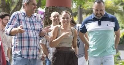 Noemí Santana, nueva secretaria general de Podemos Canarias