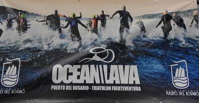 "I edición de ""Ocean Lava Triatlón Fuerteventura"""