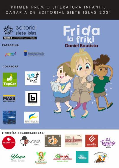 """La novela """"Frida, la Friki"""" busca prevenir a los adolescentes de las relaciones tóxicas"""