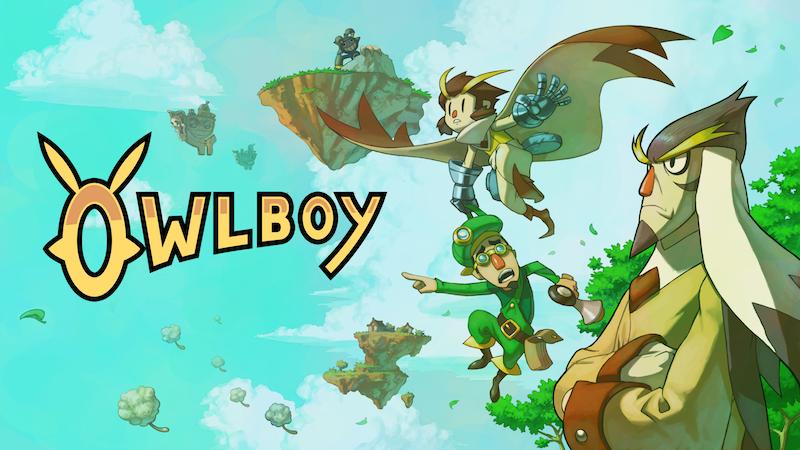 Owlboy: Nueve años de desarrollo que se notan