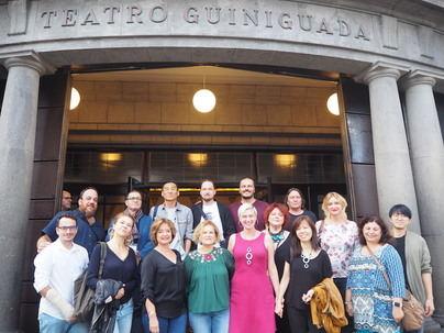 El Mercado de la Música (CIMA) reúne a 16 programadores internacionales con músicos canarios para su promoción exterior