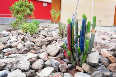 Los dos parques públicos de Maspalomas vuelven a sufrir nuevos atentados vandálicos