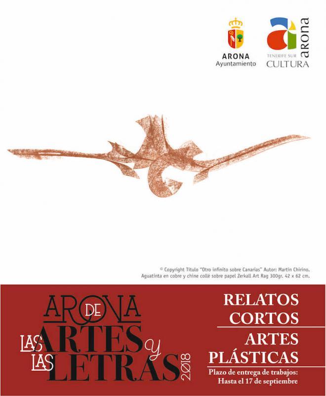 Busqueda de nuevos talentos artísticos en el marco de Arona de las Artes y las Letras