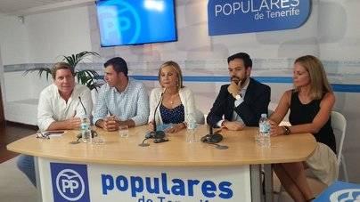 El PP canario descarta un acuerdo de estabilidad con CC