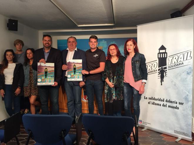 La carrera solidaria Goro Trail contará con la participación de 400 personas