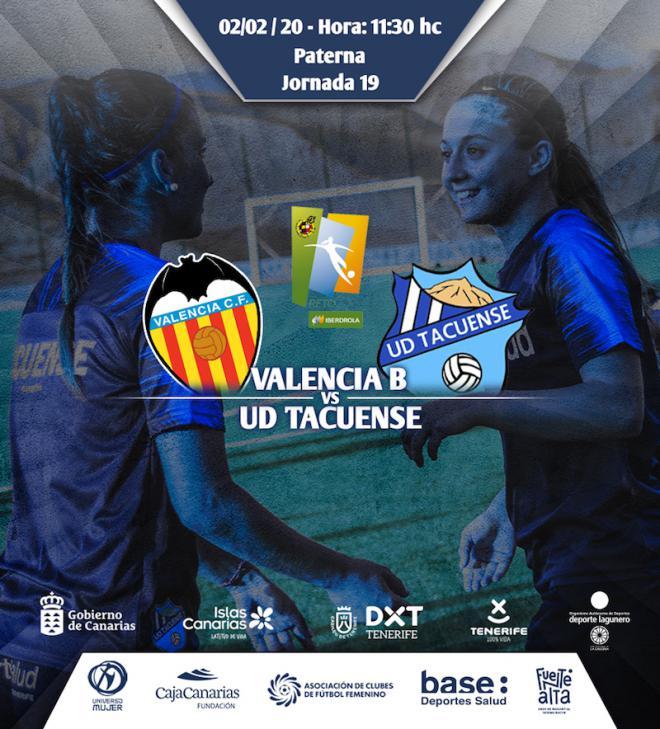 El Tacuense afronta una final en Valencia