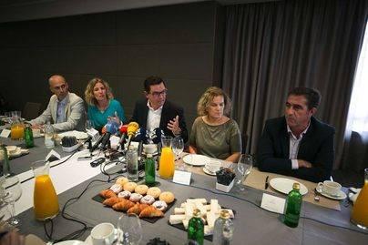 Pablo Rodríguez candidato a la secretaría general de Coalición Canaria en Gran Canaria