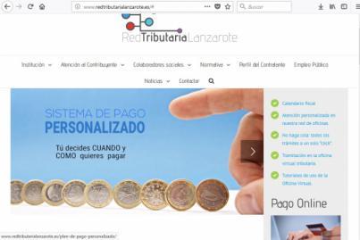 Lanzarote aprueba definitivamente su calendario fiscal para 2018