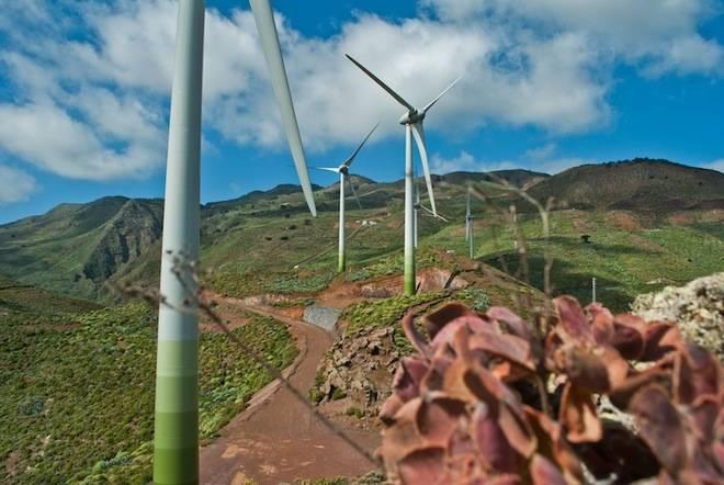 El Hierro celebra el Día Mundial del Medio Ambiente al 100% con renovables