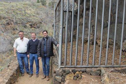 Las Administraciones colaboran para proteger el patrimonio histórico en El Paso