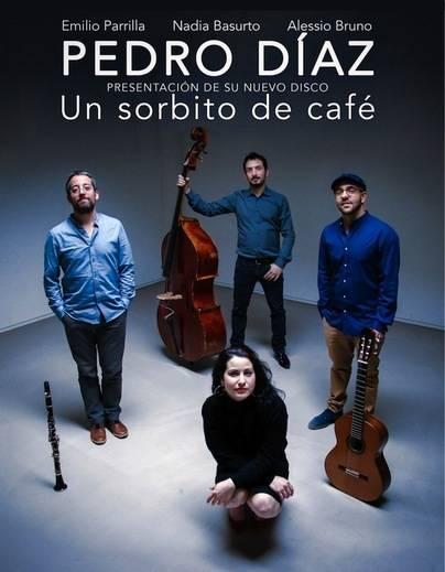 Pedro Díaz Trío presenta su nuevo álbum en el espacio cultural Real 21