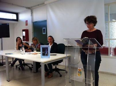 Las escritoras canarias contra la violencia machista alzan su voz en Maspalomas