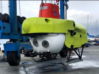 Martín: 'El Pisces VI situará a Tenerife a la vanguardia de la investigación submarina'