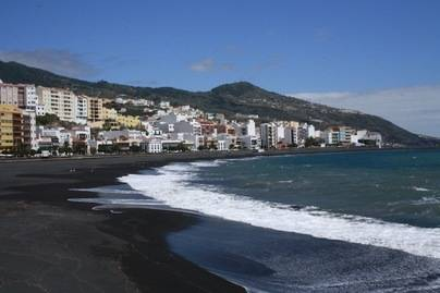 Santa Cruz de La Palma ya tiene playa
