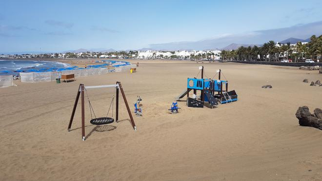 Puerto del Carmen vuelve a liderar en España la ocupación turística más alta en apartamentos