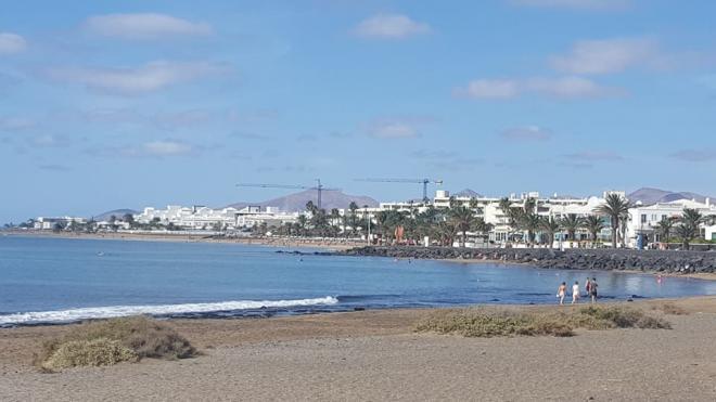 Puerto del Carmen lideró en diciembre la ocupación hotelera de Lanzarote
