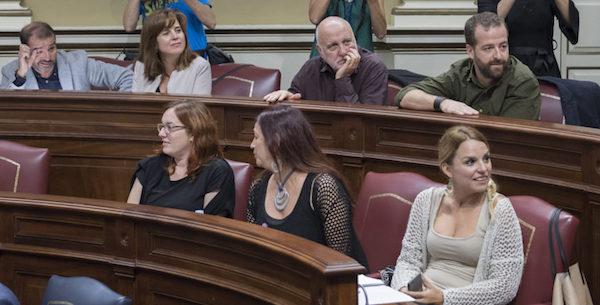 """Podemos afirma que los Presupuestos de 2018 obedecen a """"una amalgama de insularismos'"""