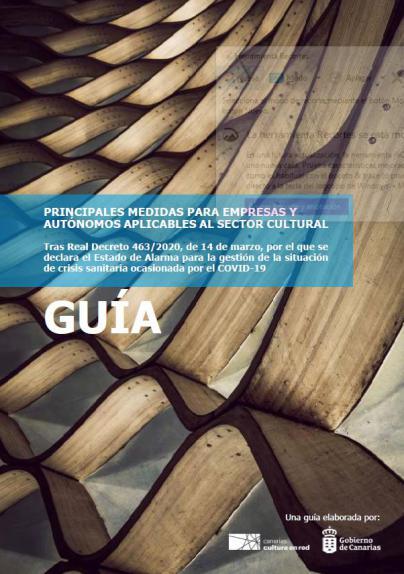 Las principales medidas para empresas y autónomos aplicables al sector cultural, en un solo 'clic'