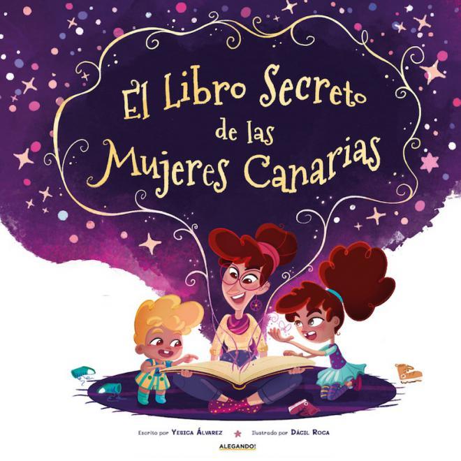 El Libro Secreto de las Mujeres Canarias llega a las librerías de las Islas
