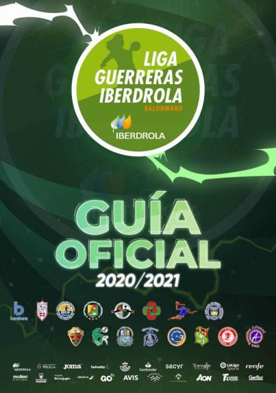 Guía de la liga Gerreras Iberdrola 2020/21