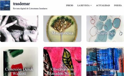 La Revista Trasdemar reivindica las Islas como hábitat de creación literaria